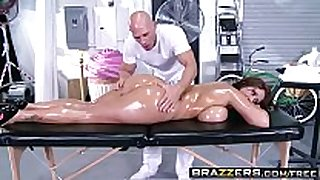 Brazzers - ribald masseur - (eva notty) - huge t...