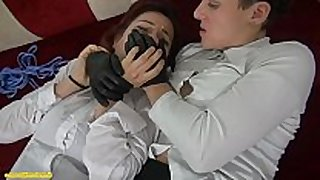 Criminal honeys handsmother and strangulation wi...