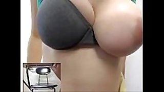 Horny teacher masturbates in classroom - see ...