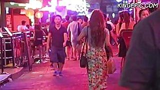 Bangkok nightlife - hawt thai gals & lady-boys (...