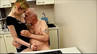 The floozy angel caught pervert ulf larsen wanki...
