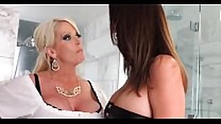 Wife confronts husbands domina