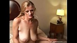 Slutty aged trailer trash can not live out of to fuck -- vi...