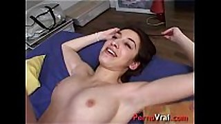 Arab nymphomaniac can not live out of being screwed by a stra...