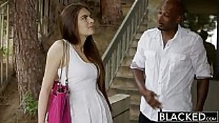 Blacked 1st interracial for beautiful gf zoe wood