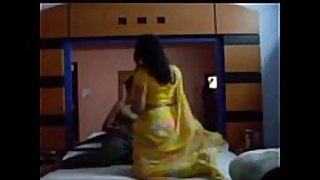 Sexy gujarati bhabhi and husband honeymoon at h...