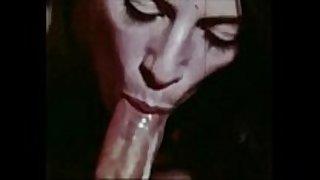 Vintage cum in face aperture compilation