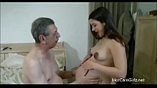Grandpa can't live without me preggo - hotcamgirlz.net