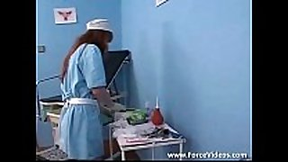 Nurse tied up and coercive