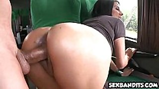 Horny latin honey slut acquires what this sweetheart wishes 04