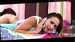 Annoying brother forces younger sister - free f...