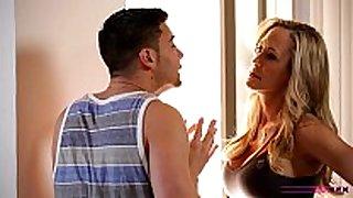 Moms teach sex - mom teaches stepson how to fuck