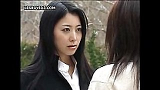 Asian legal age teenager lesbian schoolgirls duo action
