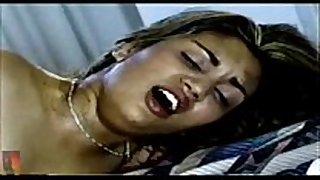 Aparna as an indian virgin maiden
