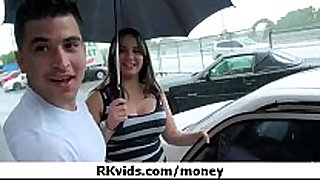 Gorgeous legal age teenagers getting drilled for cash 9