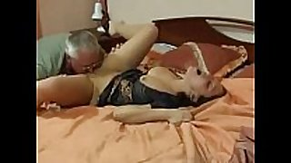 Old dad fucked his sons youthful italian concupiscent white whore