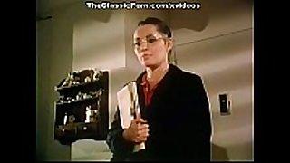 How to entice professor in classic porn movie scene