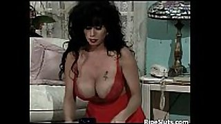 Gorgeous busty mature chick acquires soaked