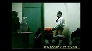 Pastor comendo duas fieis na hora do culto (col...