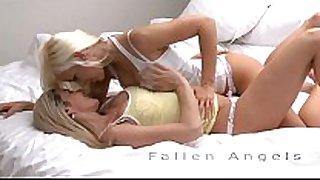 Orgasms - fallen lesbian angels