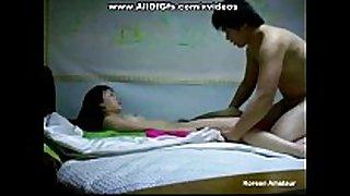 Private sex tape of korean dark rod bitches