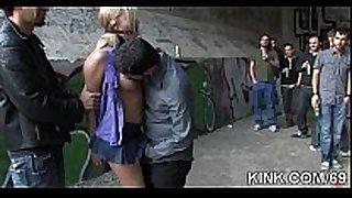 Girls submit to sex serf underworld