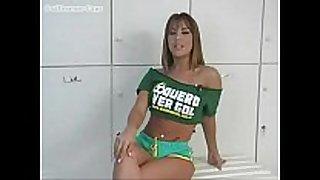 Gil jung - musa da copa (a brasileira mais gost...