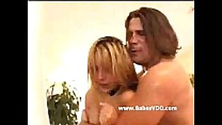 Big load after wild squirting action