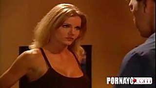 Watch the way this fellow bonks his blonde cheating excited hotwife