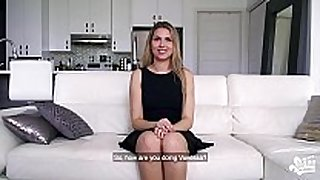 Casting francais - first time casting for canad...