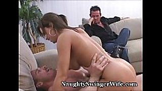 Hot sexually lascivious white excited housewife knows how to fuck
