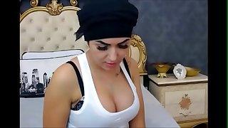 beautiful turkish hijab girl