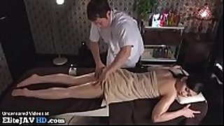 Japanese massage turns in smth different -...